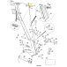 811/50373,811/50583 Палец JCB Ф45*330 (крепления гидроцилиндра телескопа задней стрелы на JCB 3CX, 4CX)(шт) от Мотор-Агро Харьков Украина