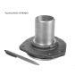 50-1601172-А Кронштейн МТЗ отводки голый(шт) купить в интернет-магазине Мотор-Агро Харьков Украина