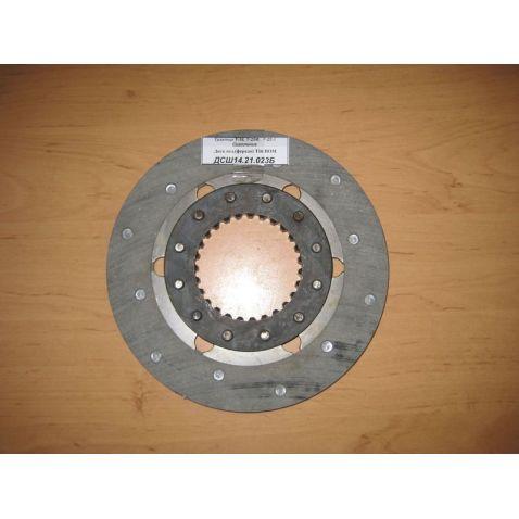 ДСШ14.21.023Б Clutch disc slave (feredo) t16 pto from Motor-Agro Kharkiv Ukraine
