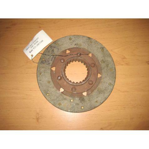 Т25-160.1160 Clutch disc slave (feredo) t40 pto from Motor-Agro Kharkiv Ukraine
