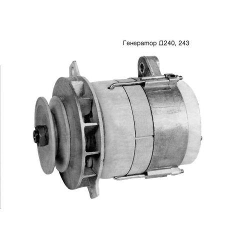 Г464.3701 Generator 14v.-0.7kvt.MTZ from Motor-Agro Kharkiv Ukraine