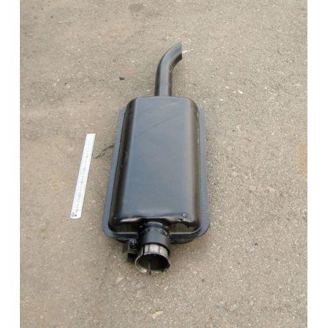60-1205015А Silencer mtz-80 (short ukr.) from Motor-Agro Kharkiv Ukraine