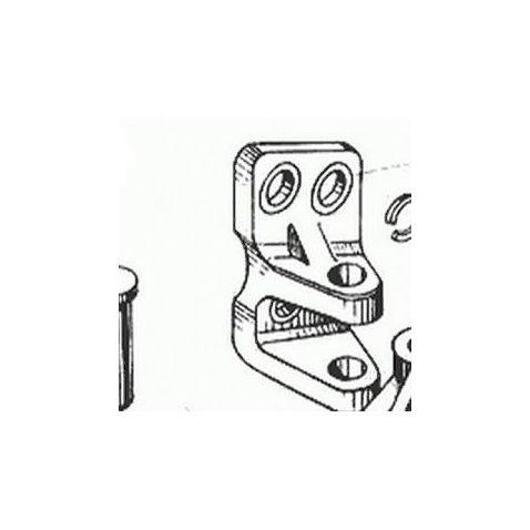 150.35.101 Бугель Т-150 лівий(шт) від Мотор-Агро Харків Україна