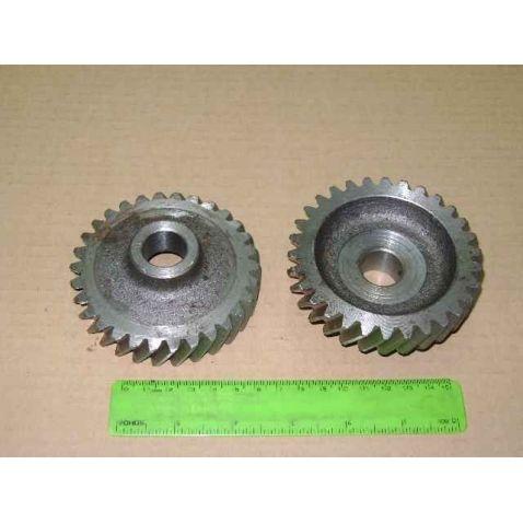 Д08-026-Б Yumz toothed wheel oil pump (a-65) from Motor-Agro Kharkiv Ukraine