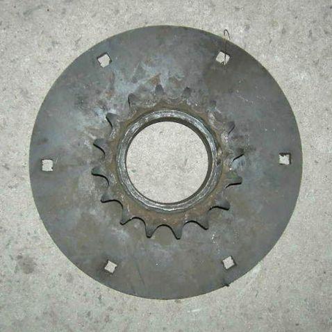 Звездочка ДОН с дисковым механизмом реверса наклонной камеры Z16-t25.4