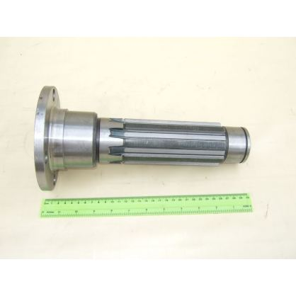 T-150 shaft drive axles