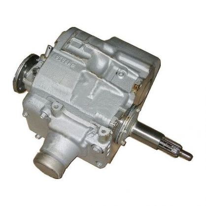 3307-1700010-01 Transmission gas-53 with a circular flange from Motor-Agro Kharkiv Ukraine
