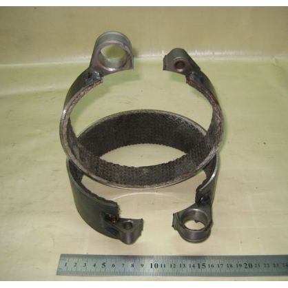 Tape brake MTZ PTO-1221 (braided)