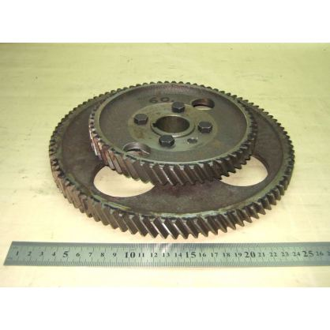 60-05.003.20 Pinion 60 rasredelitelnogo smd-shaft assembly (unit rear wheels) from Motor-Agro Kharkiv Ukraine