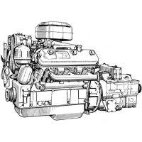 ᐉ Запчасти для Двигателя ЯМЗ-236, ЯМЗ-238, ЯМЗ-240 от Мотор-Агро
