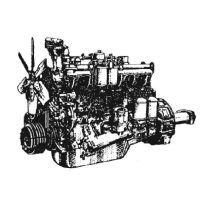 ᐉ Двигатель СМД-31 от Мотор-Агро