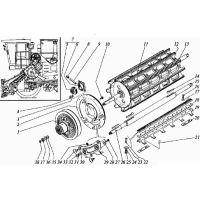 ᐉ Запчасти для Молотилки от Мотор-Агро