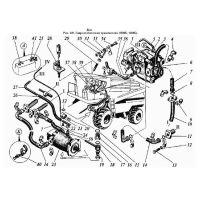 ᐉ Привод трансмиссии от Мотор-Агро