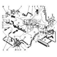 ᐉ Запчасти для Гидрооборудования ходового и рулевого от Мотор-Агро