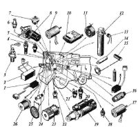 ᐉ Electrics from Motor-Agro