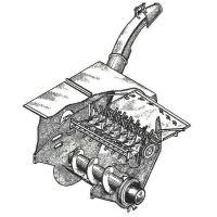 ᐉ Запчасти для Измельчителя ПУН-5 от Мотор-Агро