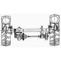 ᐉ Запчасти для Привода трансмиссии от Мотор-Агро