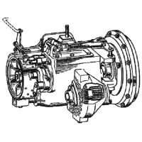 ᐉ Transmission, bridges and leading steered wheels from Motor-Agro