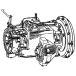 Коробка передач, мосты ведущих и управляемых колес