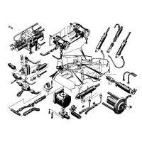 ᐉ Гидрооборудование ходовое и рулевое от Мотор-Агро