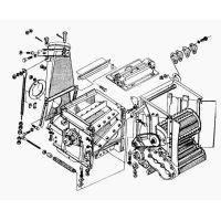 ᐉ Запчасти для Аппарата питающе-измельчающего от Мотор-Агро