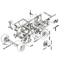 ᐉ Запчасти для Ходовой части от Мотор-Агро