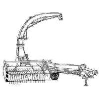 ᐉ Forage harvester 2,4-KPI from Motor-Agro