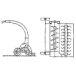 Rotary mower-shredder KIR-1.5