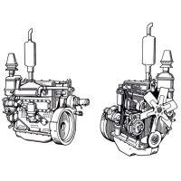 ᐉ Запчасти для Двигателя Д-65 от Мотор-Агро