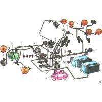 ᐉ Электрооборудование трактора от Мотор-Агро