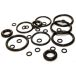 Sealing rings rubber round section
