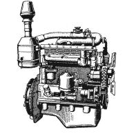 Engine d-240