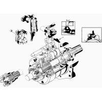 ᐉ Запчасти для системы отбора мощности от Мотор-Агро