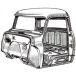 Cab, body GAZ