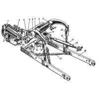 ᐉ Hinged rear equipment from Motor-Agro