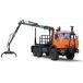 Spare parts for cranes