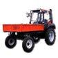 Tractor t-16, t-25f, t-25