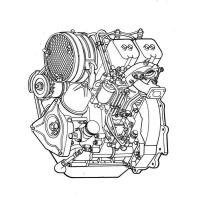 ᐉ Двигатель Д-21 от Мотор-Агро