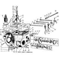 ᐉ КПП, дифференциал от Мотор-Агро