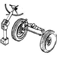 ᐉ Бортовая передача,  передний мост и др. от Мотор-Агро