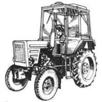 ᐉ Cab and attachments from Motor-Agro