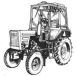 Cab and attachments