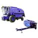 Spare parts for imported combine harvesters