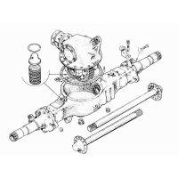 ᐉ Axle intermediate, and rear KrAz MAZ from Motor-Agro