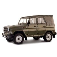 ᐉ UAZ from Motor-Agro