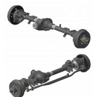ᐉ Axle front and rear UAZ from Motor-Agro