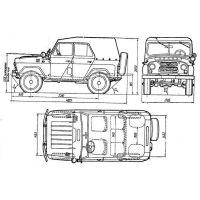 ᐉ Кабина и кузов УАЗ от Мотор-Агро