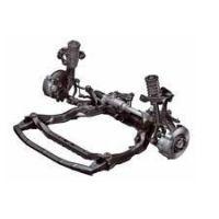 ᐉ Suspension of GAZ-3302 Gazelle from Motor-Agro