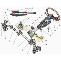 ᐉ Power assisted steering VAZ, ZAZ from Motor-Agro
