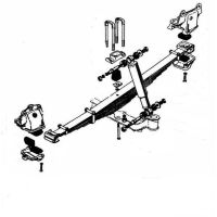 ᐉ Suspension ZIL from Motor-Agro